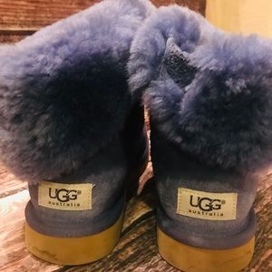 UGG Shoes - Ugg Eva Short bootie with wood button